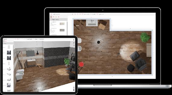 TilePlanner   3D Room Planner and Visualizer